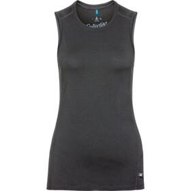 Odlo Natural 100% Merino Warm Koszulka bez rękawów Kobiety, black